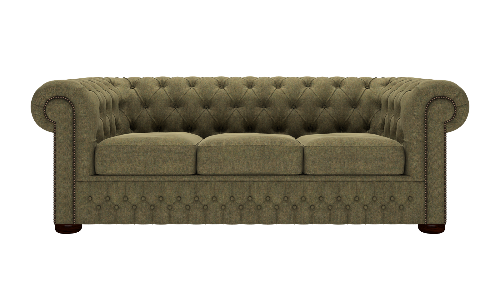 Choosing A Fabric Chesterfield Sofa Is Great Choice If You Are Looking For Softer More Contemporary Piece Your Home However Many People Believe