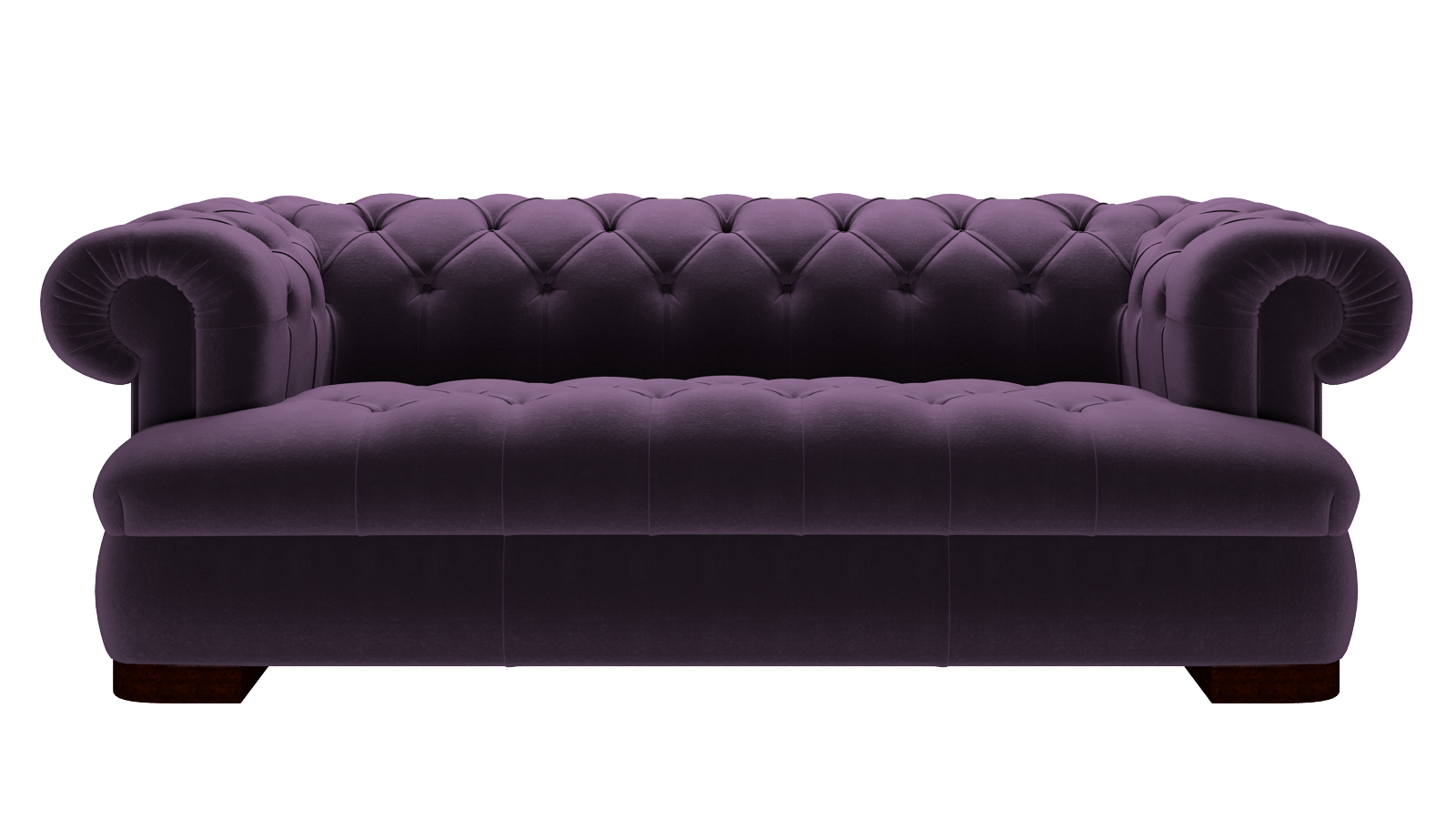 Velvet is a great alternative to leather if you want your chesterfield sofa to have that elegant yet luxurious look the beauty of a velvet sofa is simply