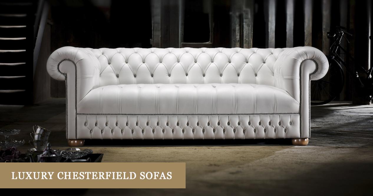 Luxury Chesterfields Sofas | Timeless Chesterfields
