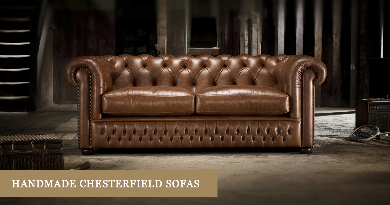 Handmade Chesterfield Sofas Built In The Uk Timeless Chesterfields