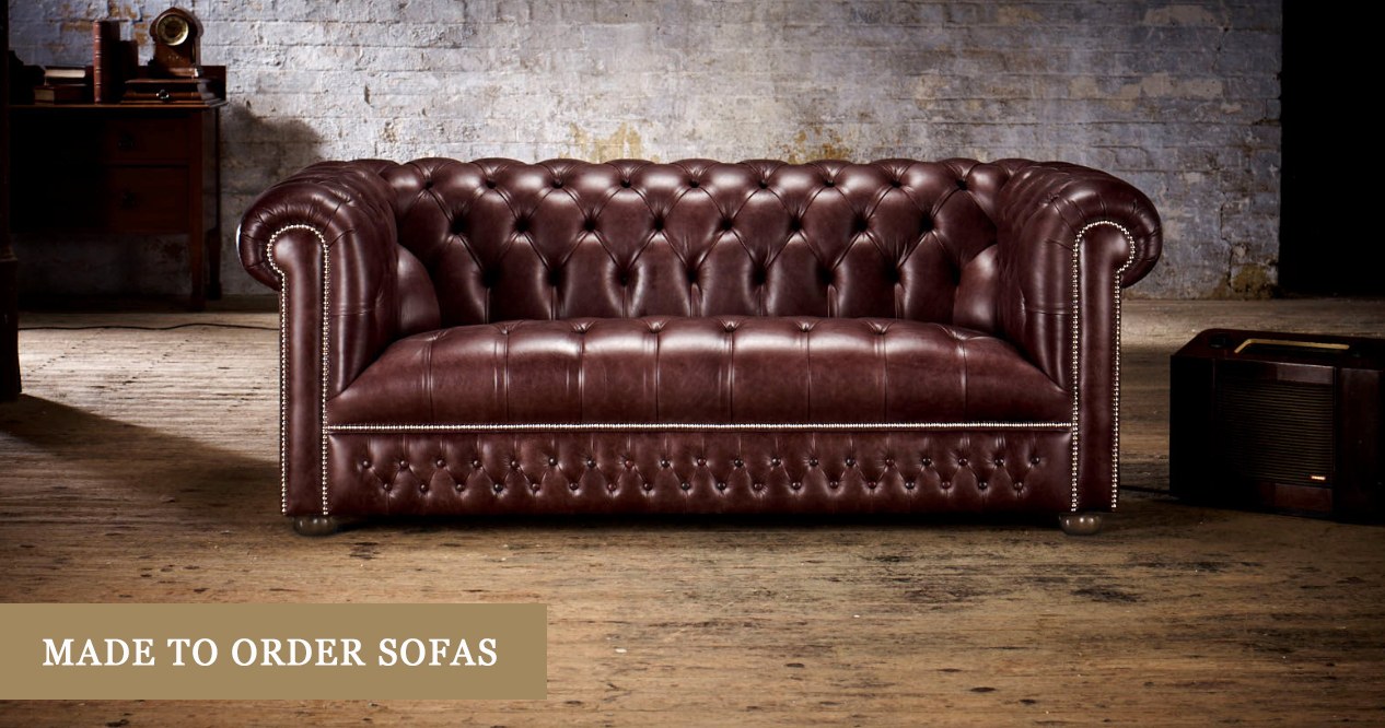 Made To Measure Sofas Handmade In The