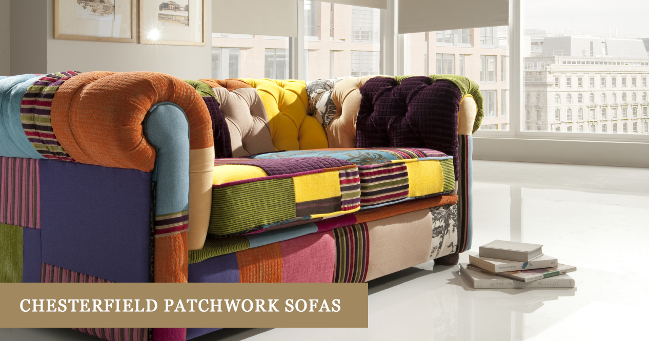 Chesterfield Patchwork Sofas Timeless Chesterfields