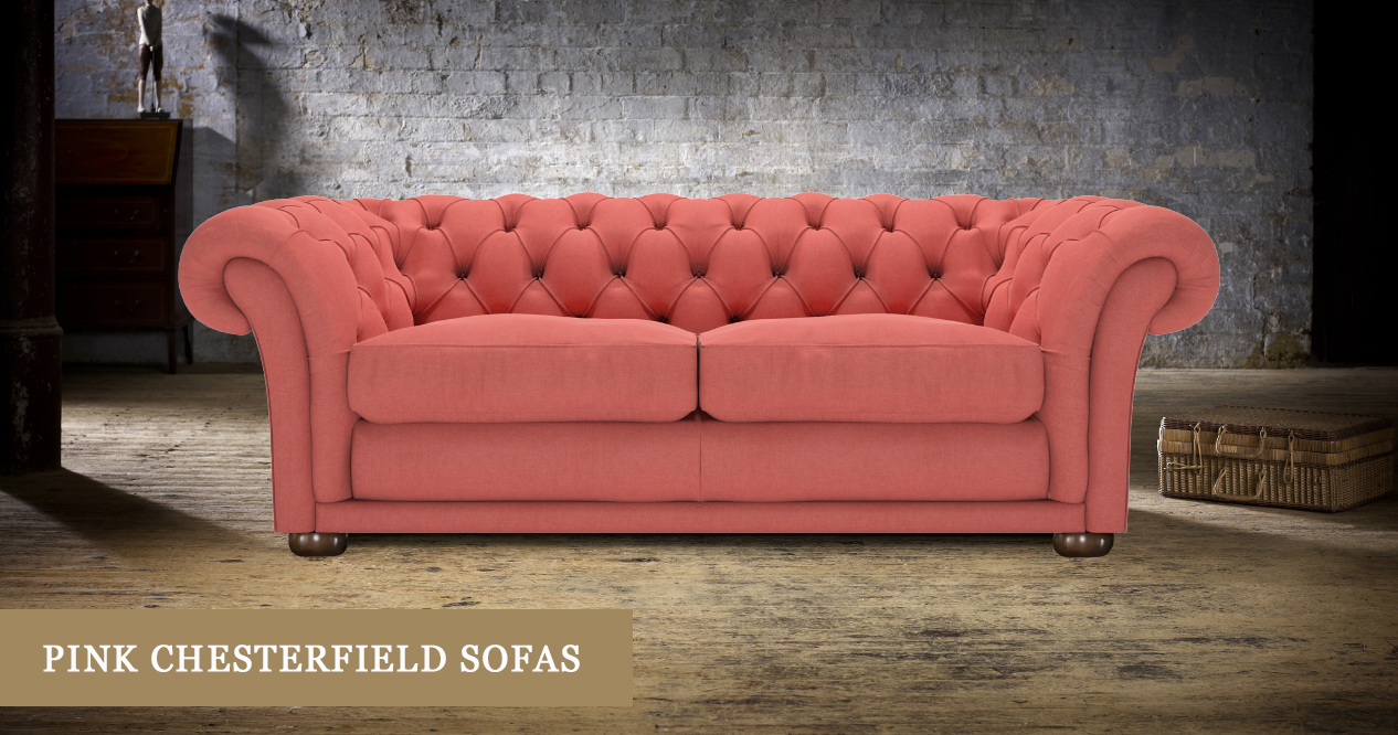 Tremendous Pink Chesterfield Sofas Made In The Uk Timeless Unemploymentrelief Wooden Chair Designs For Living Room Unemploymentrelieforg