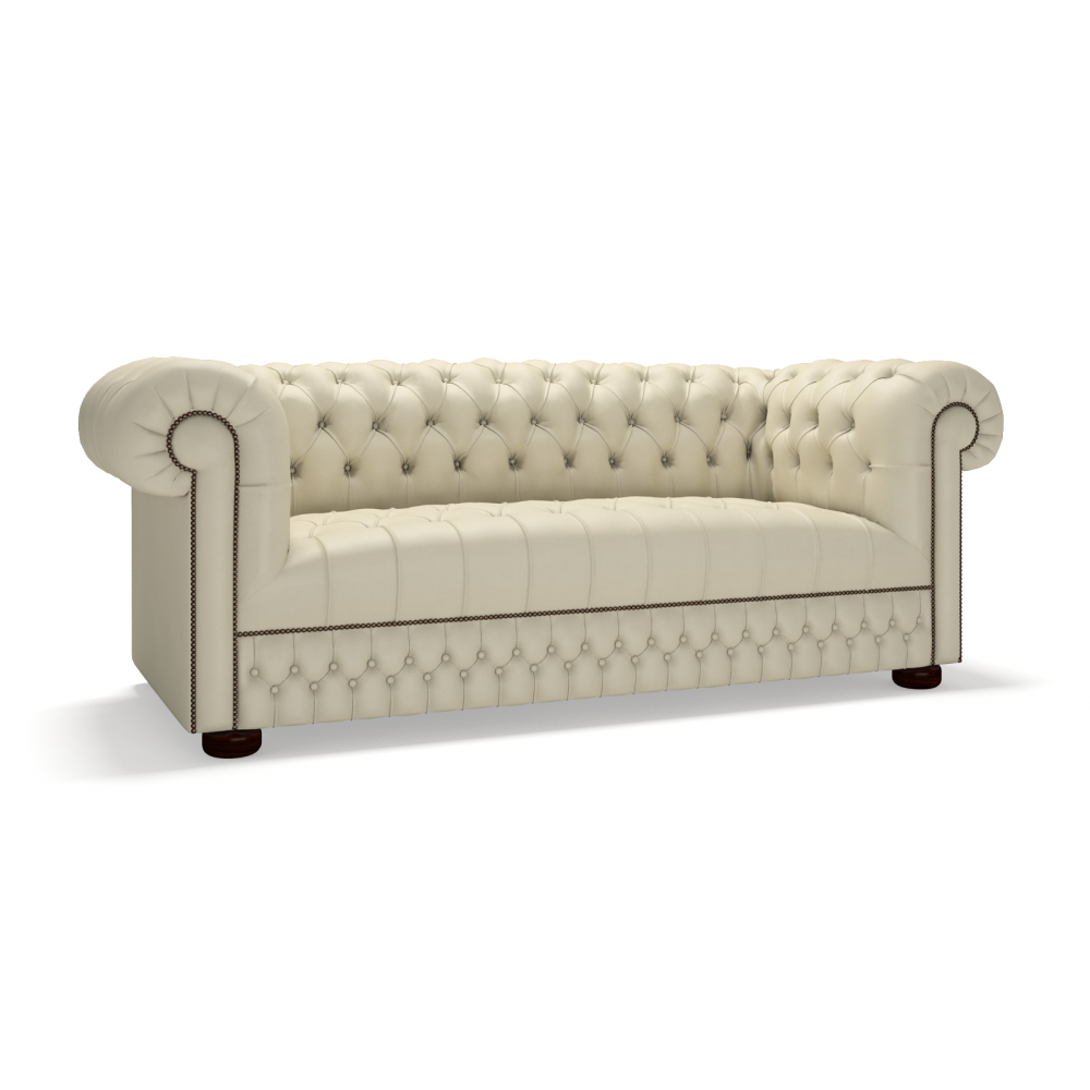 Belgravia 3 seater sofa from timeless chesterfields uk for 3 seater sofa