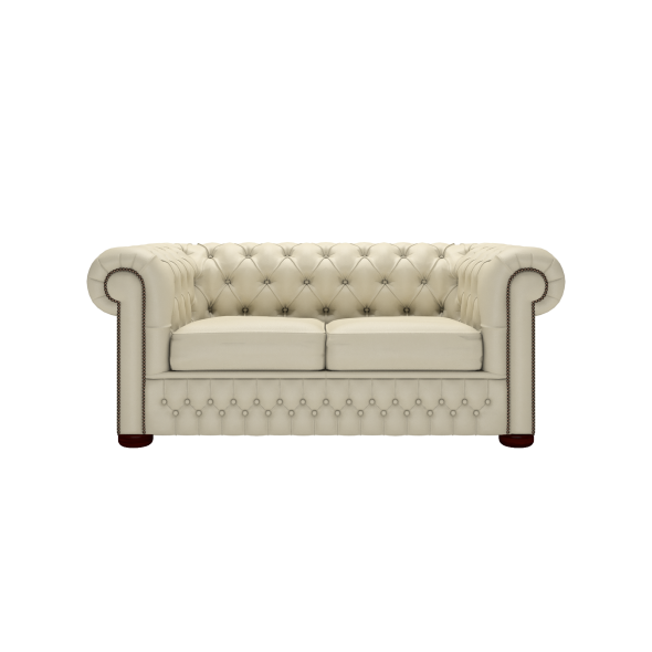 Chesterfield 2 Seater Sofa Bed Zoom