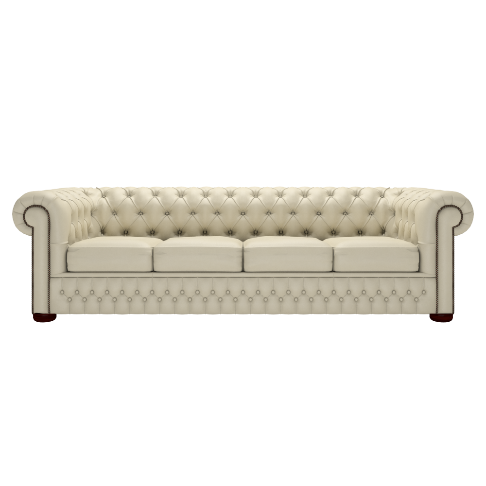 Clic Chesterfield Four Seater Sofa