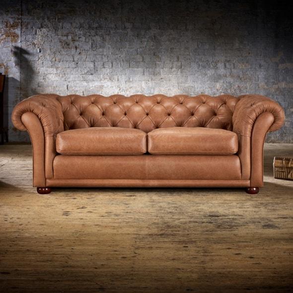 Churchill 3 Seater Sofa Zoom