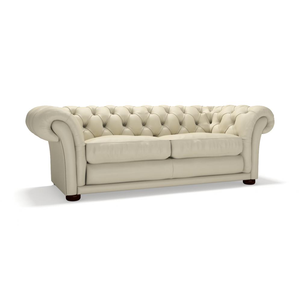 Churchill 3 seater sofa from timeless chesterfields uk for Sofa timeless
