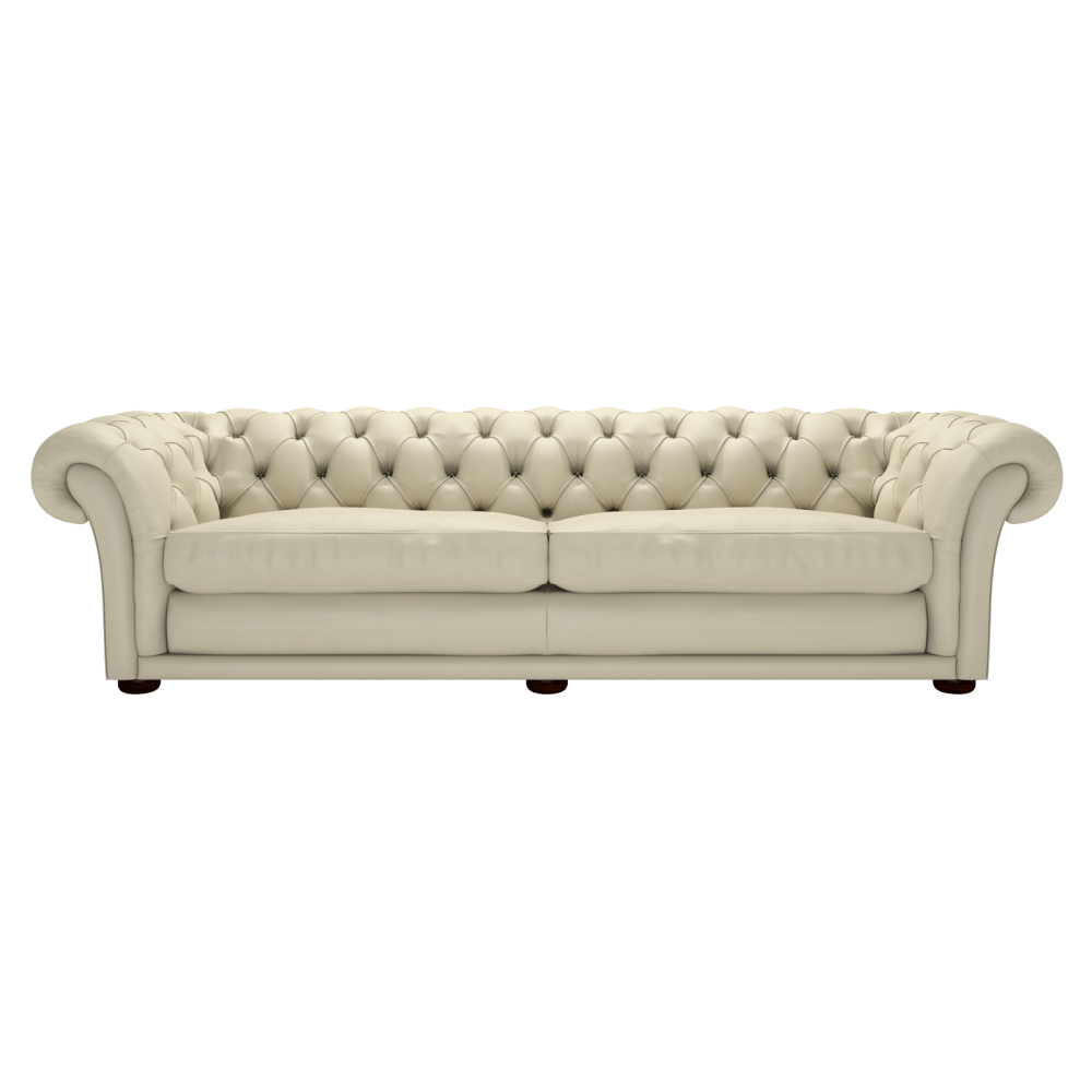 Churchill 4 seater sofa from timeless chesterfields uk for Sofa timeless