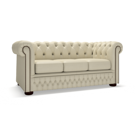 Double Sofa Bed Sale: Leather & Fabric | Timeless Chesterfields