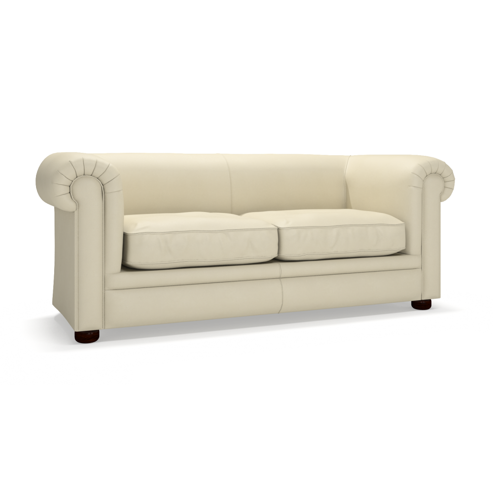 Hampton 3 Seater Sofa Bed From Timeless Chesterfields Uk