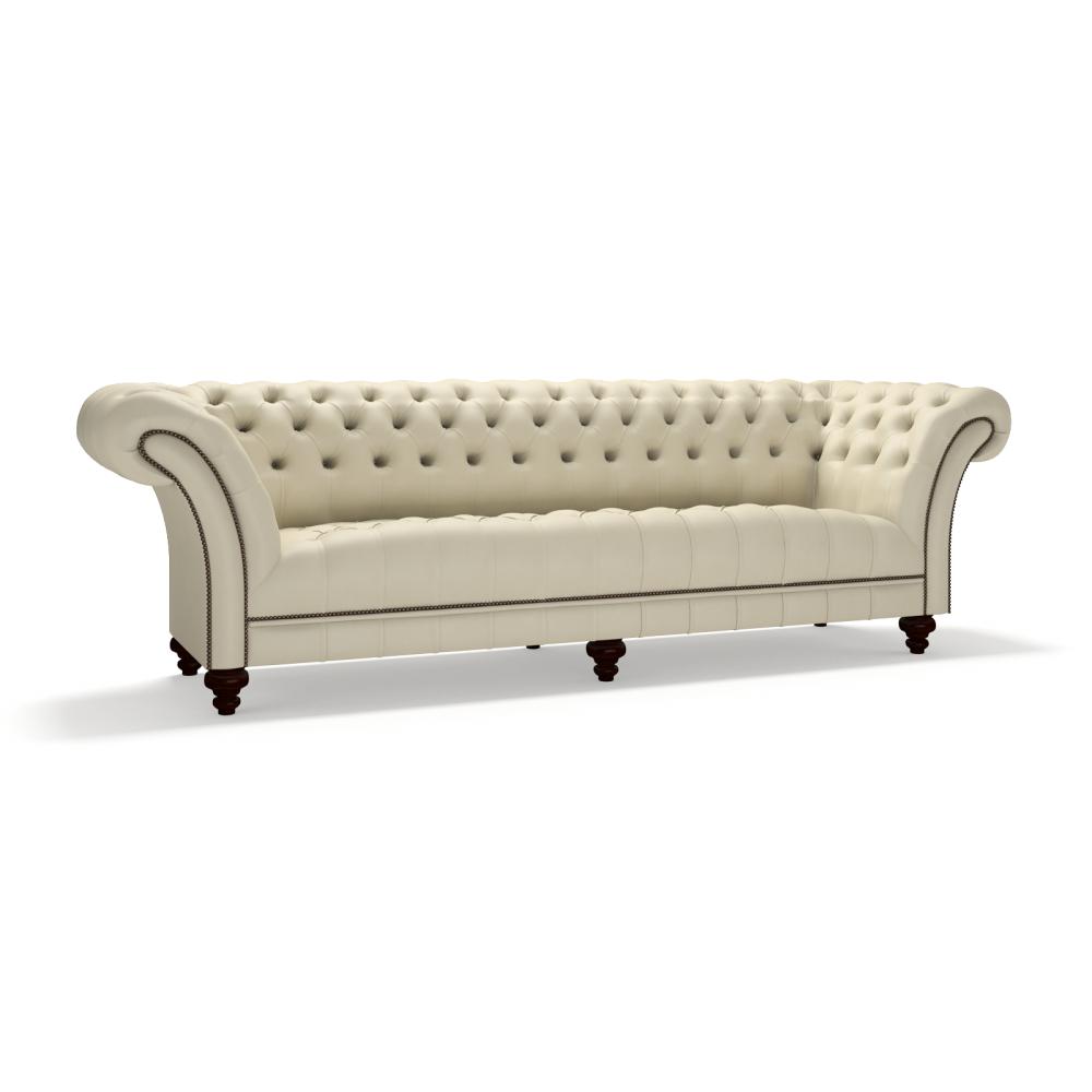 Highgrove 4 seater sofa from timeless chesterfields uk for Sofa timeless