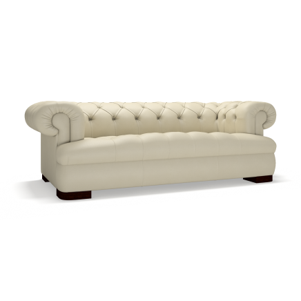 3 Seater Chesterfield Sofas Timeless Chesterfields