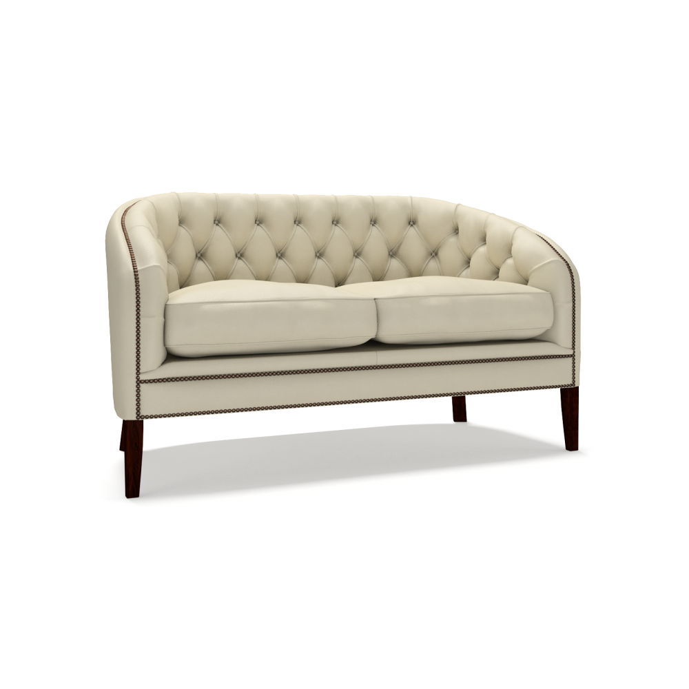 Mayfair 2 seater sofa from timeless chesterfields uk for Sofa 7 seater