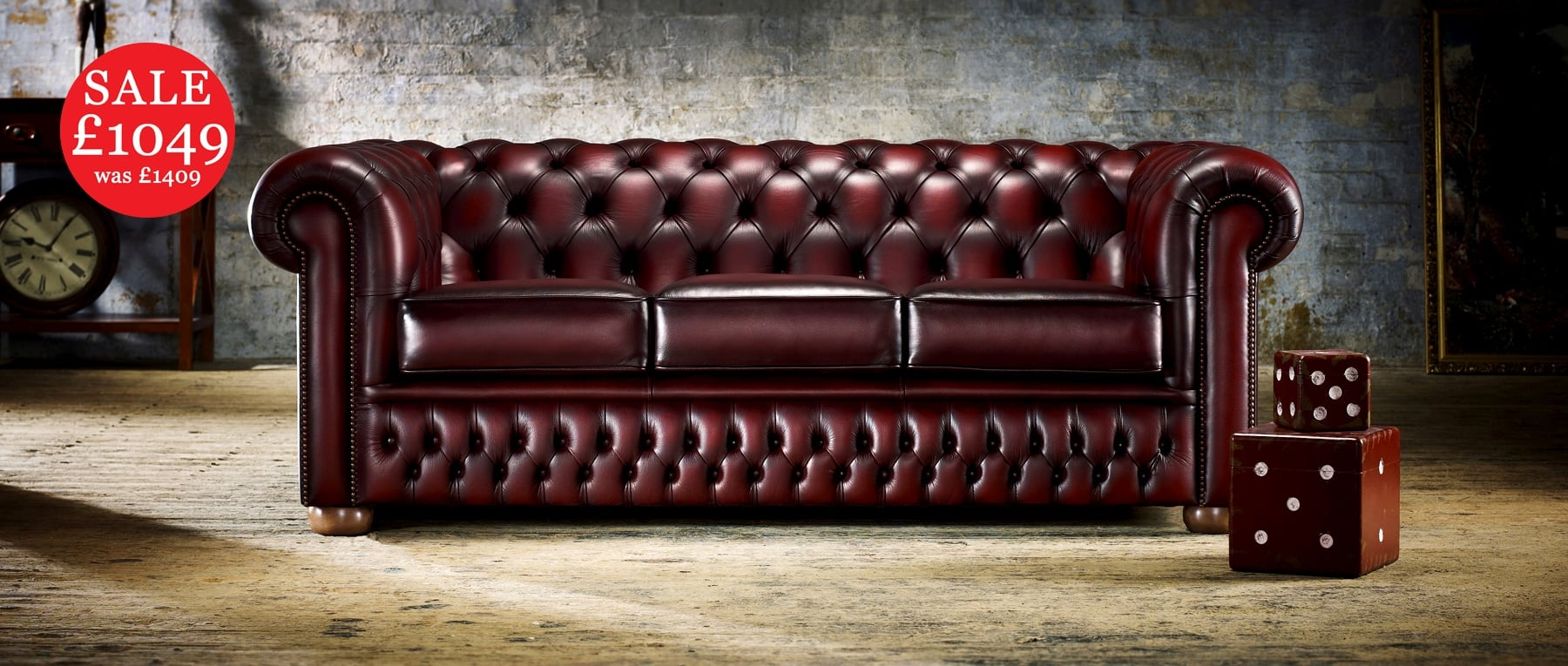 British Chesterfield
