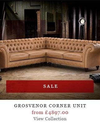 Belgravia Chesterfield Chesterfield Corner Unit Chesterfield Sofa Bed  Classic Connaught Georgian Grosvenor Grosvenor Corner Unit ...