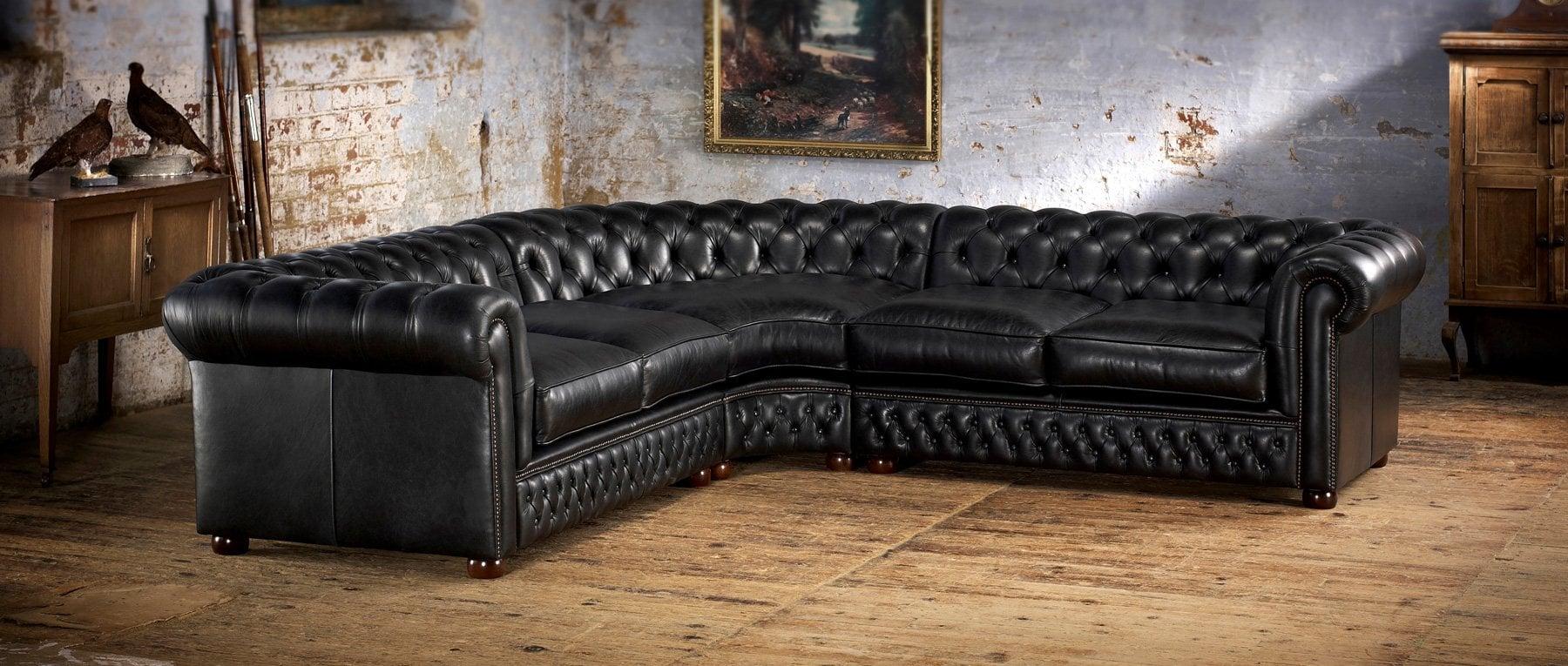 Uvanlig Timeless Chesterfields | Handcrafted, Artisan Furniture TJ-24