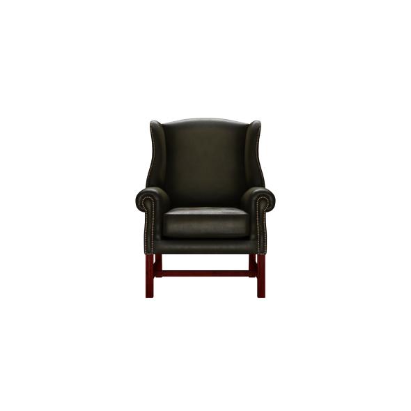 Richmond Chair Antique Olive Zoom