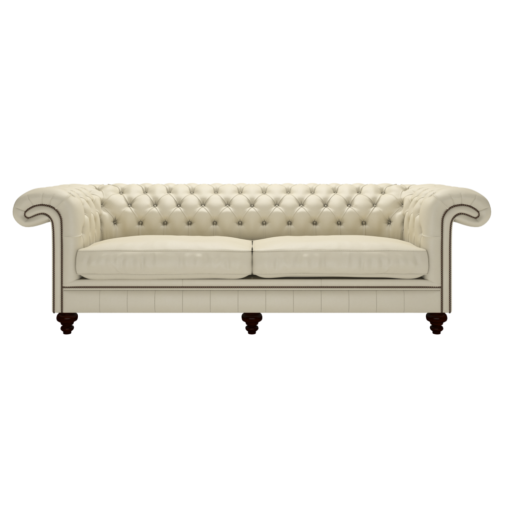 rochester 4 seater sofa from timeless chesterfields uk. Black Bedroom Furniture Sets. Home Design Ideas