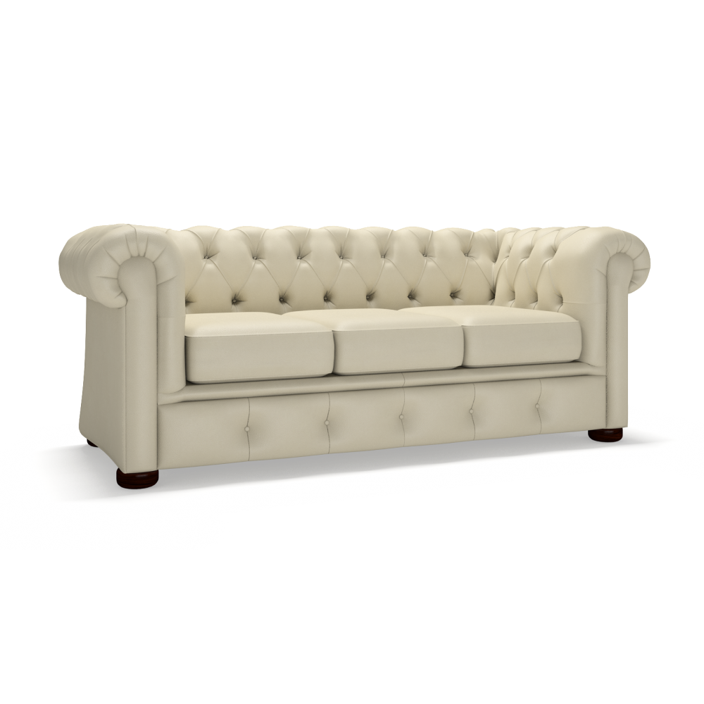 Winchester 3 Seater Sofa From Timeless Chesterfields Uk