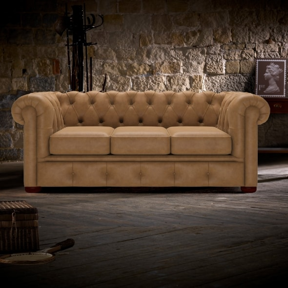 Superb Winchester 3 Seater Sofa Dailytribune Chair Design For Home Dailytribuneorg